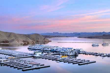 Picture of Cottonwood Cove at Lake Mead