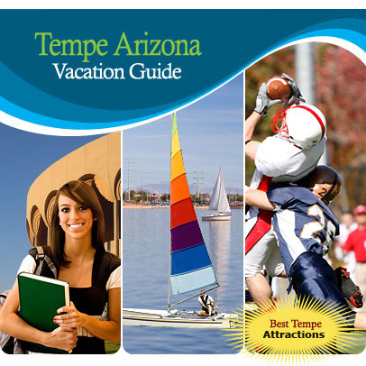 Vacation Guide For Tempe, Arizona